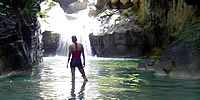 outdoor adventure touren  cebu philippinen